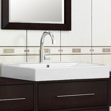 "Fresco 24"" Vitreous China Vanity Top"