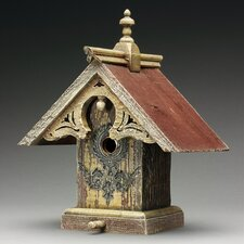 Queen Anne Bird House