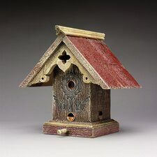 Tudor Hopper Bird Feeder