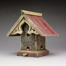 English Cottage Hopper Bird Feeder