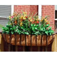 Newport Rectangular Window Box Planter