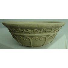Florentine Round Pot Planter