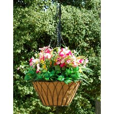Nelumbo Lotus Round Hanging Planter
