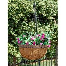 Victorian Round Hanging Planter