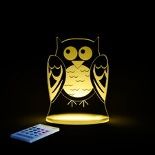 Aloka Owl Sleepy Light