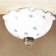Nonna 1 Light Flush Mount