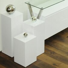 <strong>Pangea Home</strong> Ibiza End Table (Set of 3)