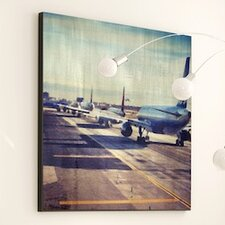 <strong>JORDAN CARLYLE</strong> Transportation Taking Flight #2 Wall Art