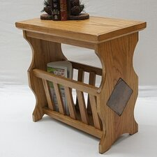 <strong>Alco Furniture International</strong> Magazine End Table