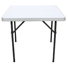 "36"" Square Folding Table"