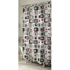 Blocks Polyester Shower Curtain