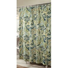 <strong>m.style</strong> Island Breeze Polyester Shower Curtain