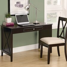 <strong>Monarch Specialties Inc.</strong> Contemporary Writing Desk and Chair Set