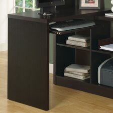 <strong>Monarch Specialties Inc.</strong> Hollow-Core Left or Right Side Corner Desk