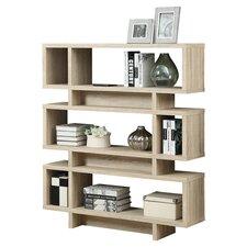 "Reclaimed Look Modern 55"" Bookcase"