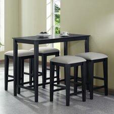 Counter Height Dining Table Set
