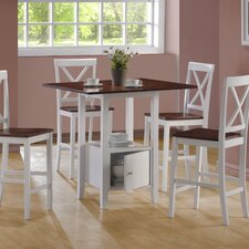 <strong>Monarch Specialties Inc.</strong> Counter Height Dining Table