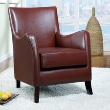 <strong>Monarch Specialties Inc.</strong> Leather Chair