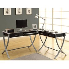 <strong>Monarch Specialties Inc.</strong> 3 Piece Corner Desk