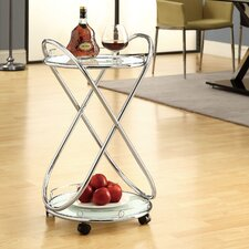 <strong>Monarch Specialties Inc.</strong> Serving Cart