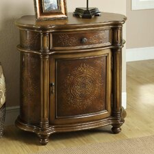 <strong>Monarch Specialties Inc.</strong> 1 Drawer Bombay Cabinet