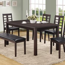 <strong>Monarch Specialties Inc.</strong> 6 Piece Dining Set