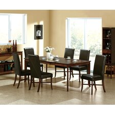 <strong>Monarch Specialties Inc.</strong> Rectangular Dining Table