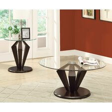 <strong>Monarch Specialties Inc.</strong> Coffee Table Set