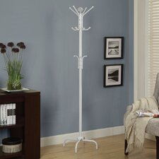 <strong>Monarch Specialties Inc.</strong> Metal Coat Rack