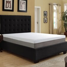 "<strong>Monarch Specialties Inc.</strong> 10"" Memory Foam Mattress"
