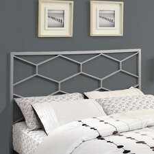 Queen / Full Combo Metal Headboard / Footboard