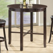 <strong>Monarch Specialties Inc.</strong> 3 Piece Pub Table Set