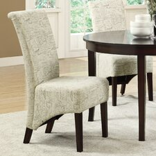 <strong>Monarch Specialties Inc.</strong> Parson Chair (Set of 2)