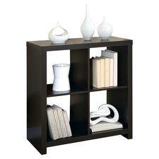 "<strong>Monarch Specialties Inc.</strong> Hollow-Core 33.5"" Bookcase"