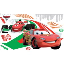 Cars 2 Sticker