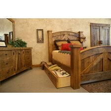 Alpine Heirloom Panel Bedroom Collection