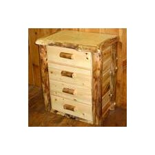 Summit Peak Four Drawer Chest