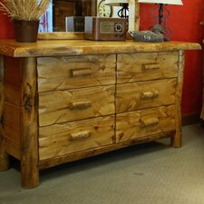 Yukon Six Drawer Dresser