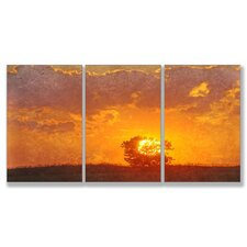 Home Décor Farewell My Friend Triptych Art