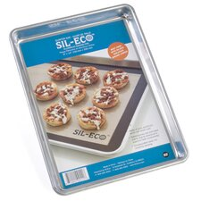 <strong>Sil-Eco</strong> Quarter Sheet Baking Pan