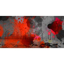 Indio Graphic - Art Print on Premium Canvas