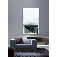 Wharf Canvas Art