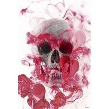 Skull - Art Print on Premium Canvas
