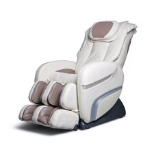 OS-3000 Chiro Faux Leather L-Track Massage Chair