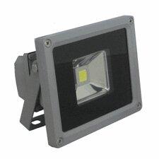 Semi-Flush Wall Light