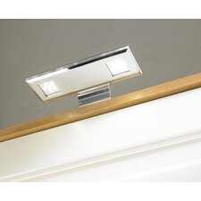 Asti Over Cabinet Light in Chrome
