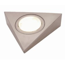 Compact Triangal Cabinet Light