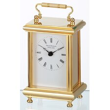 <strong>David Peterson Ltd</strong> Quartz Boite Carriage Clock