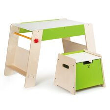 Early Explorer Play Station and Stool Set