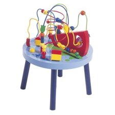 Ocean Adventure Activity Table